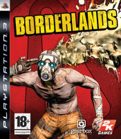 HRA na Playstation 3 - BORDERLANDS