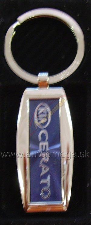 Prívesok na kľúče - kovový CERATO 8b5736ca102